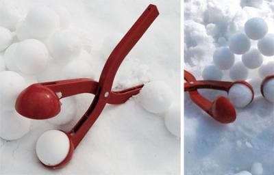 comment faire des boules de neige parfaite?
