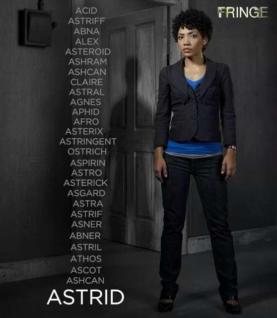 Astrid de Fringe