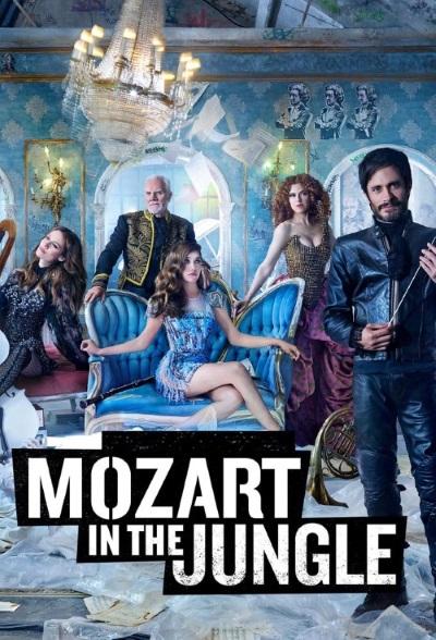 Mozart série