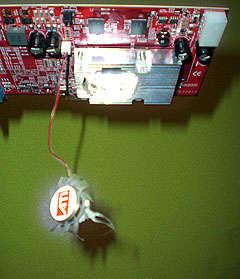 Ati Radeon x1600 agp powercolor de chez TopAchat.fr